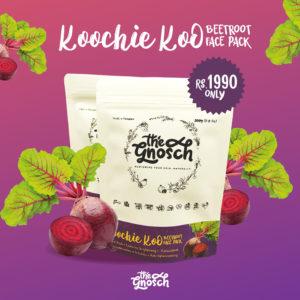 Koochie Koo Beetroot Face Pack