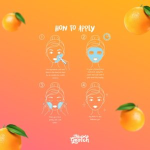 How To Apply Ever GirlY Orange Face Pack
